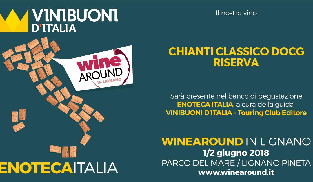 WineAround in Lignano – 1 e 2 giugno 2018